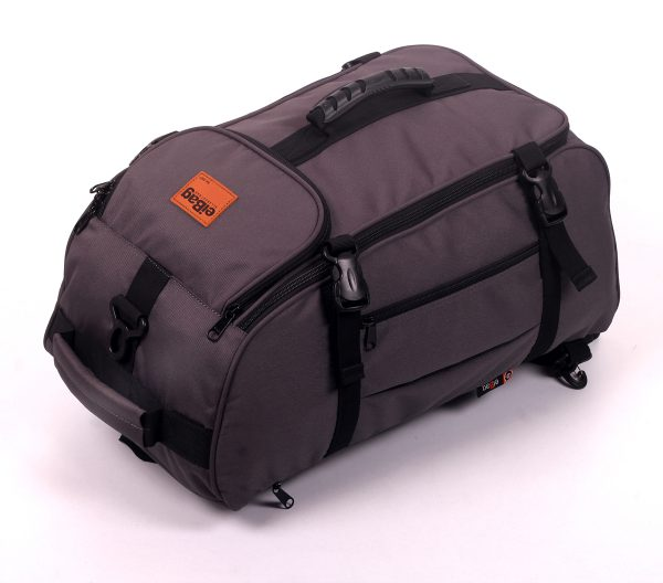 tas travel bag eibag 602 abu tua gambar 1