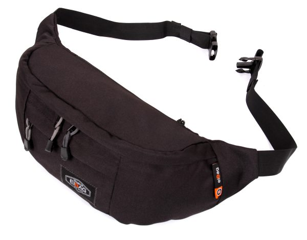 waist bag EIBAG 1523 Hitam