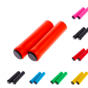 hand grip sepeda silicone gambar 1