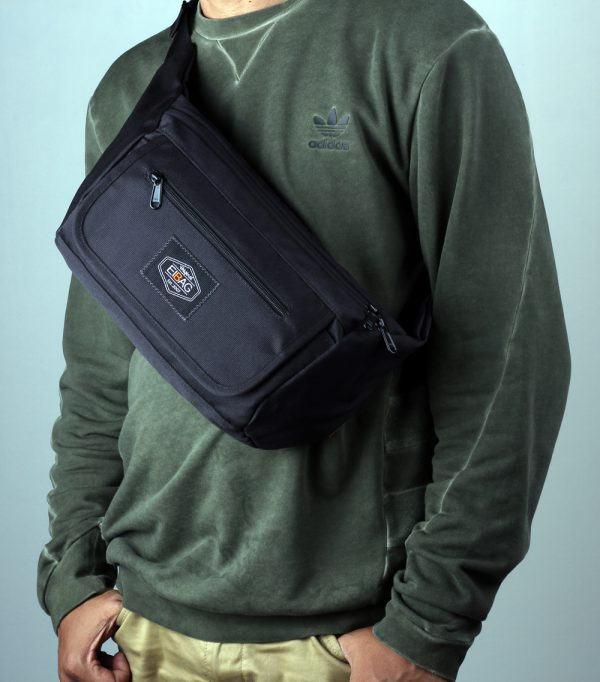 waist bag keren eibag 1541 in action