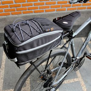 tas sepda touring trunk bag eibag 1510 hitam